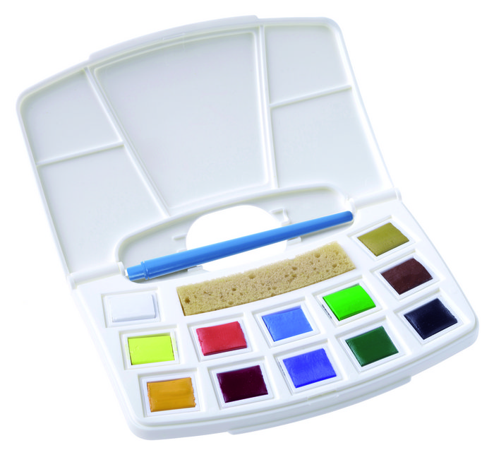 Talens art creation pocket box 12 pastillas
