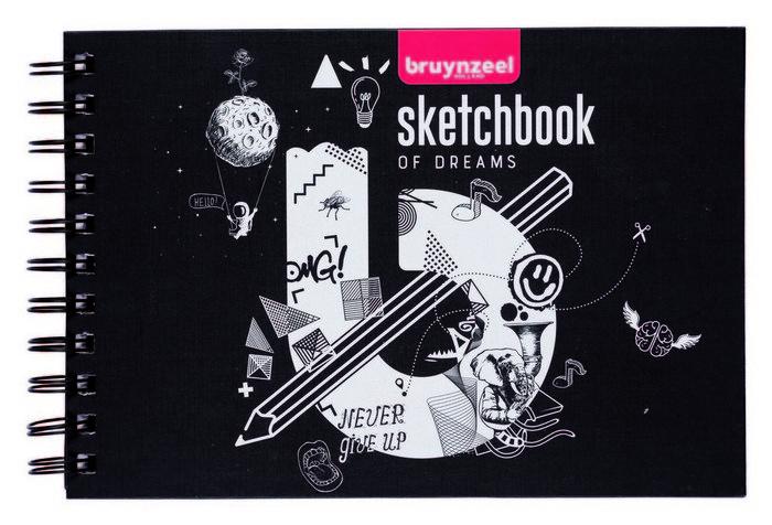 Cuaderno bocetos bruynzell a5