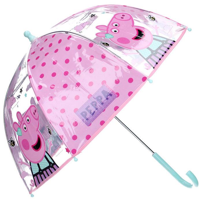 Paraguas peppa pig