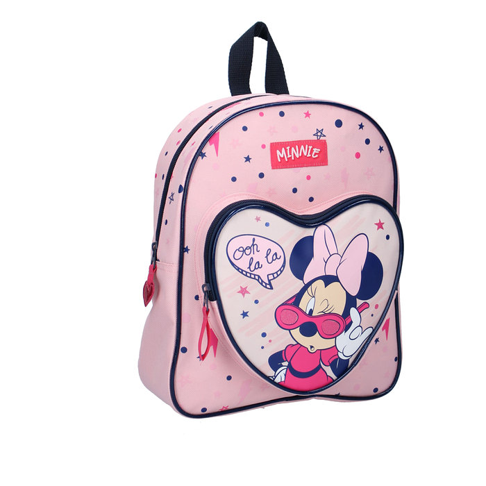 Mochila minnie mouse cool girl vibes