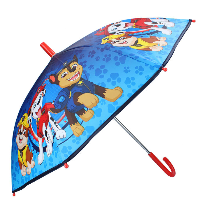 Paraguas paw patrol don´t worry about the rain