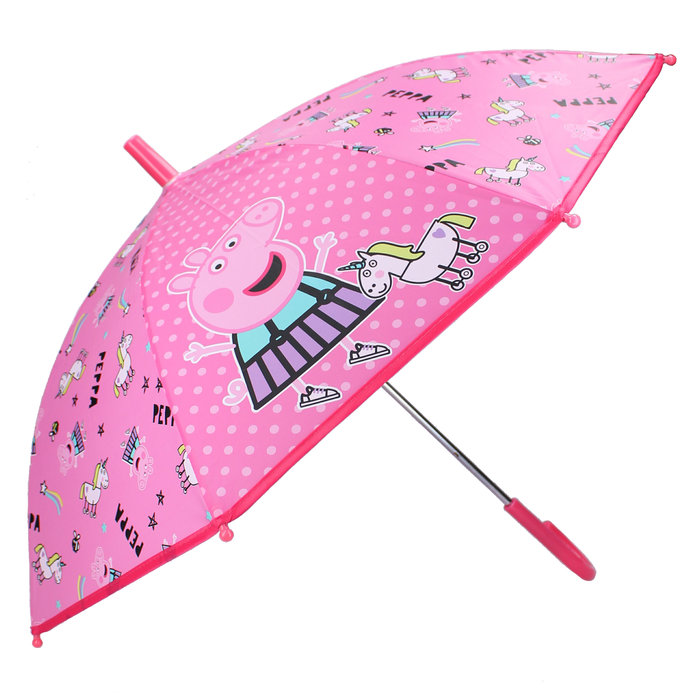 Paraguas peppa pig don´t worry about rain
