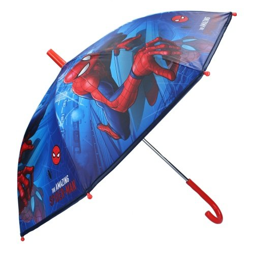 Paraguas spiderman don´t worry about the rain