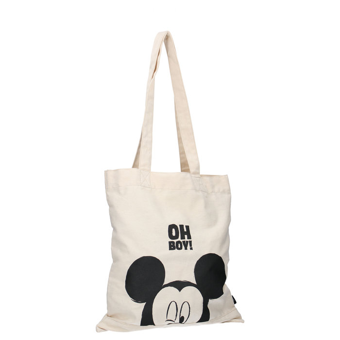 Bolsa de tela shopping mickey mouse forever and ever