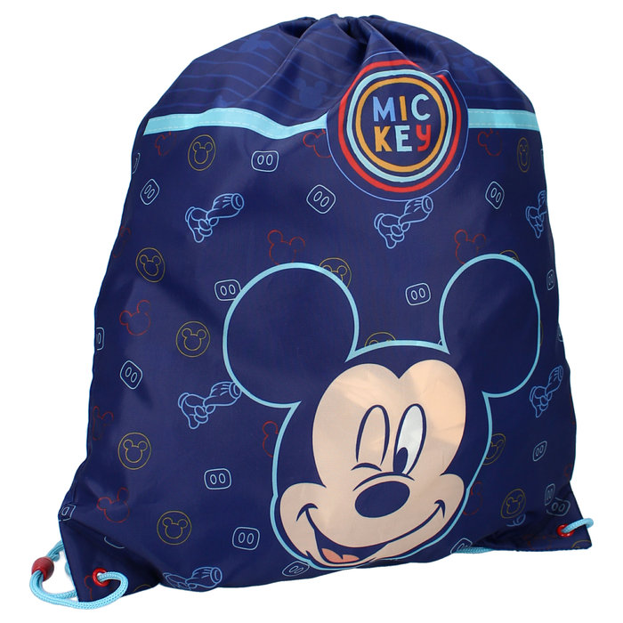 Saco mickey mouse be kind