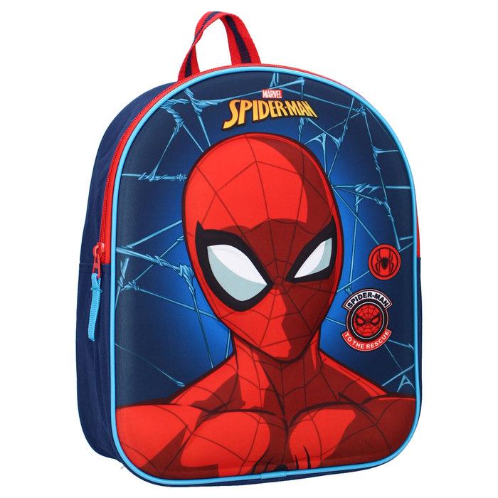 Mochila spider-man strong together (3d)
