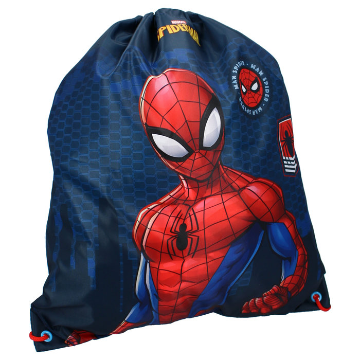 Saco spider-man be strong
