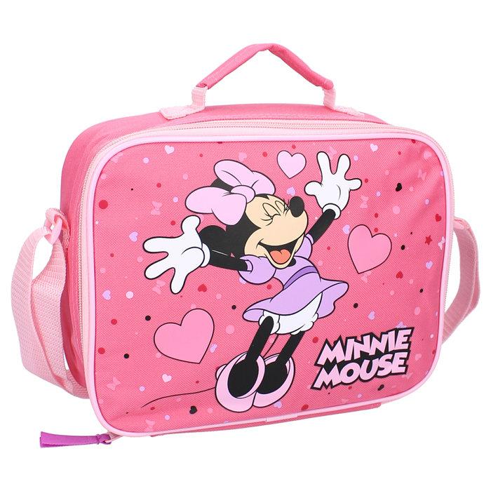 Portameriendas con bandolera minnie mouse lunchtime!