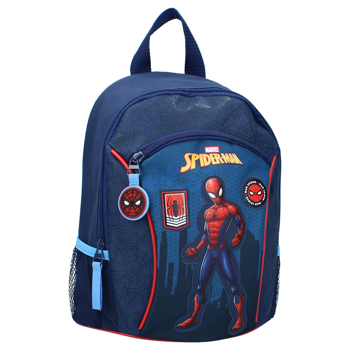 Mochila spider-man all you need is fun