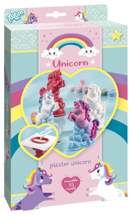 Juego moldear unicorn