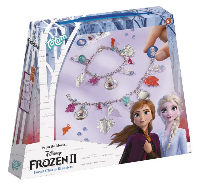 Juego pulseras frozen 2