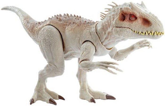 Figura jurassic world indominus rex dino-destructor