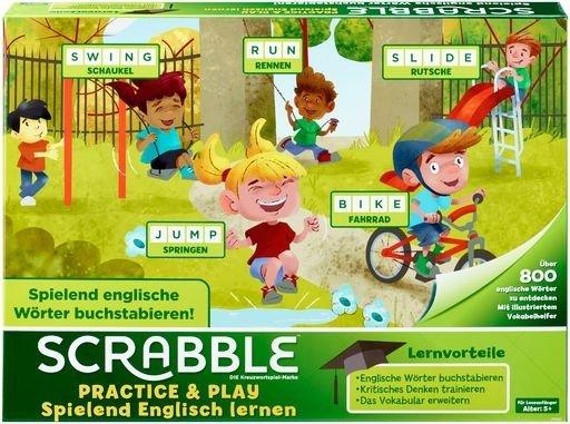 Scrabble aprende ingles