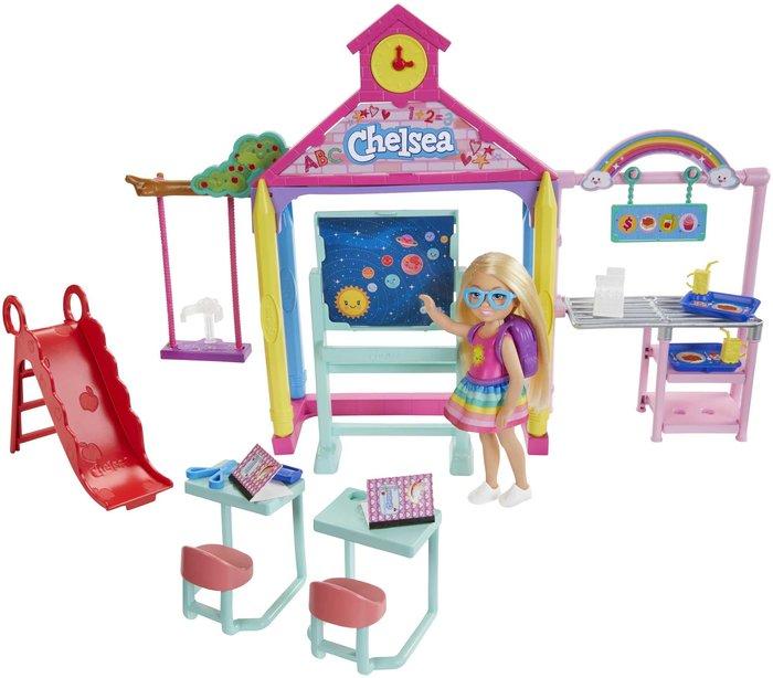 Barbie la escuela de chelsea
