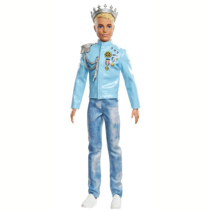 MuÑeco principe ken