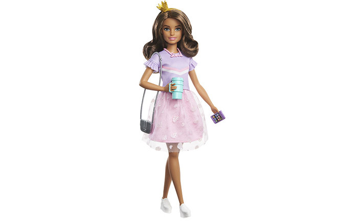 MuÑeca fantasia de barbie 1 (cp4)