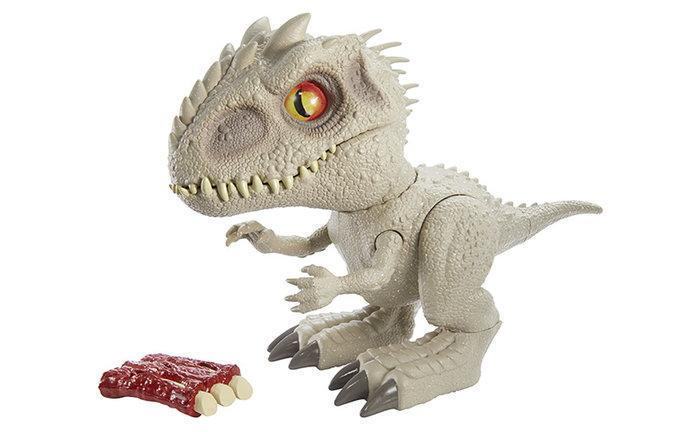 Jurassic world feeding frenzy indominus rex serie netf