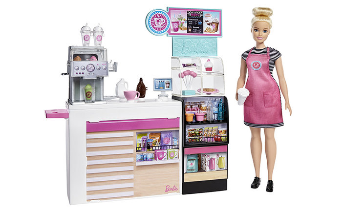 Cafeteria de barbie