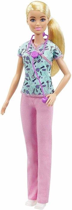 Muñeca barbie yo quiero ser enfermera