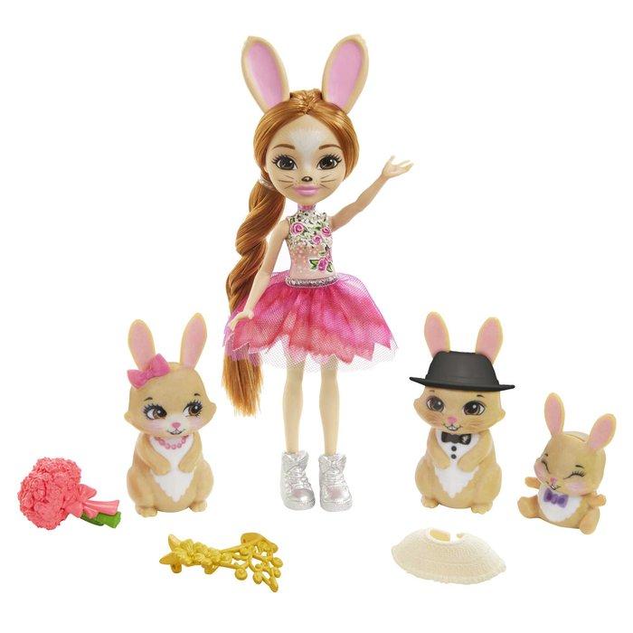 Royal familia conejos