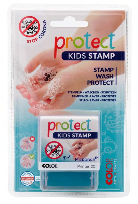 Blister printer 20  protect kids