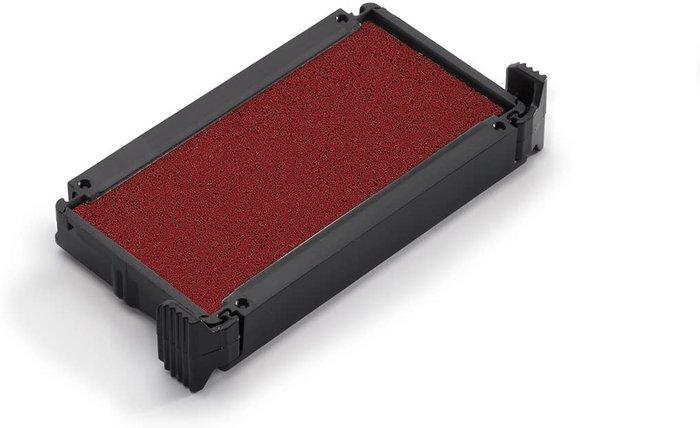 Recambio almohadilla tinta roja sello 4911 2 unidades