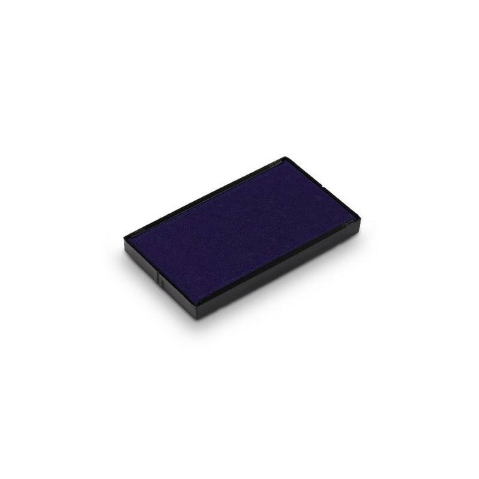 Almohadilla printy 4912/6 azul blister 2 unidades