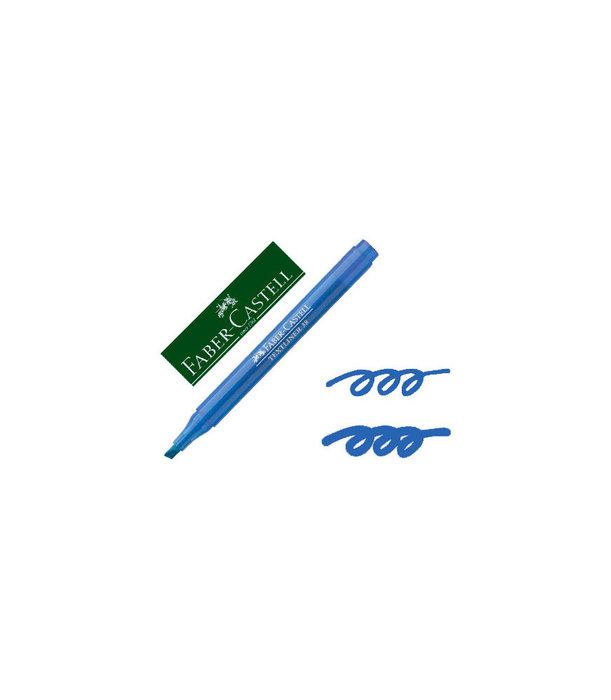 Marcador fluorescentes textliner 38 azul
