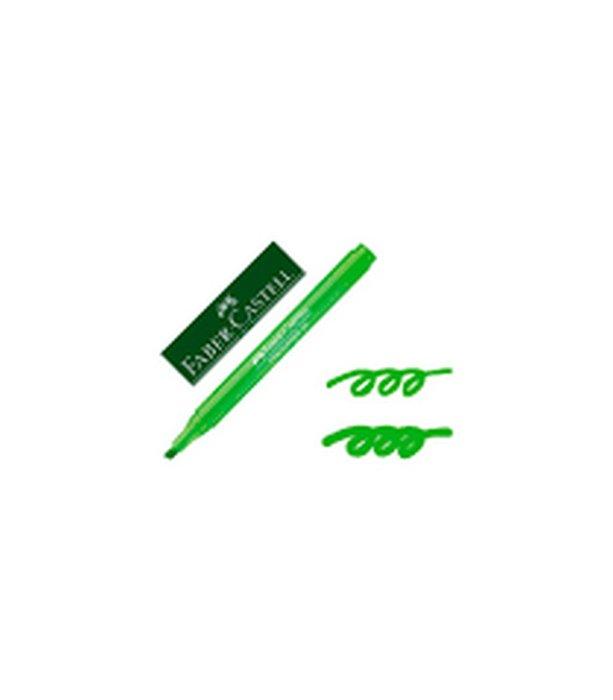 Marcador fluorescentes textliner 38 verde