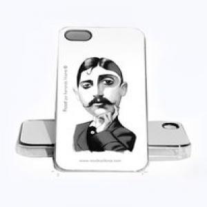 Carcasa marcel proust iphone 4 4s
