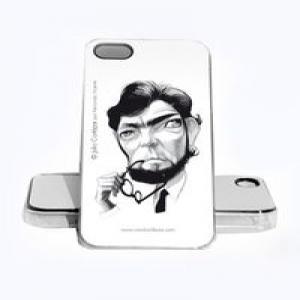Carcasa julio cortazar iphone 4 4s