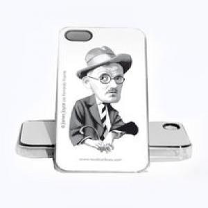 Carcasa james joyce iphone 4 4s