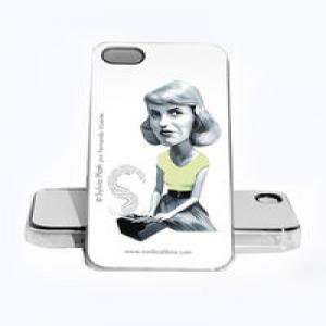 Carcasa sylvia plath iphone 5 5s