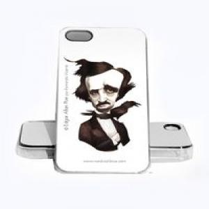Carcasa edgar allan poe iphone 5 5s