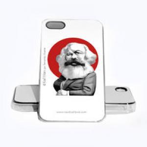 Carcasa karl marx iphone 4 4s