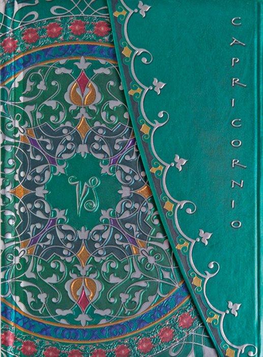 Cuaderno boncahier zodiaco capricornio