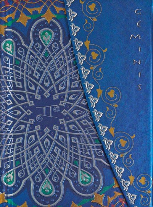 Cuaderno boncahier zodiaco geminis