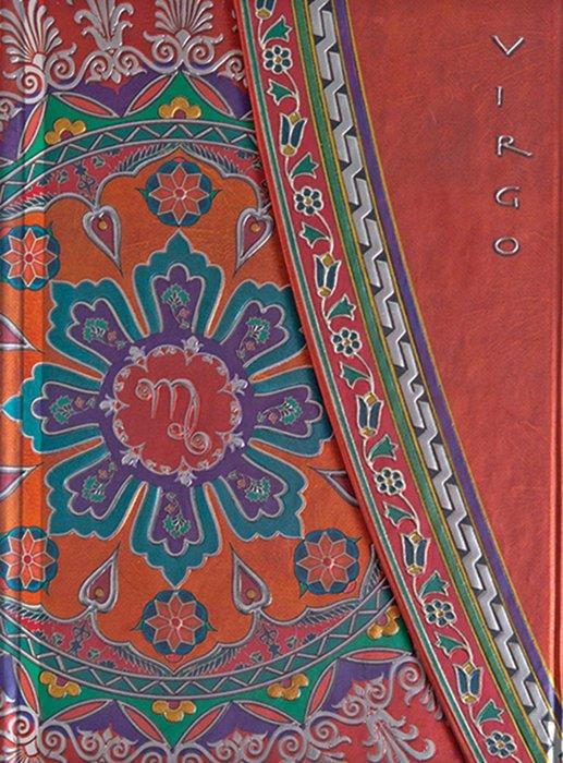 Cuaderno boncahier zodiaco virgo