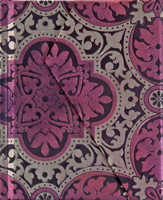 Cuaderno boncahier alfama marcapaginas rosa