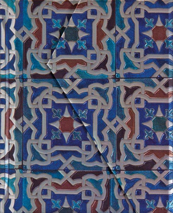 Cuaderno boncahier alfama marcapaginas azul