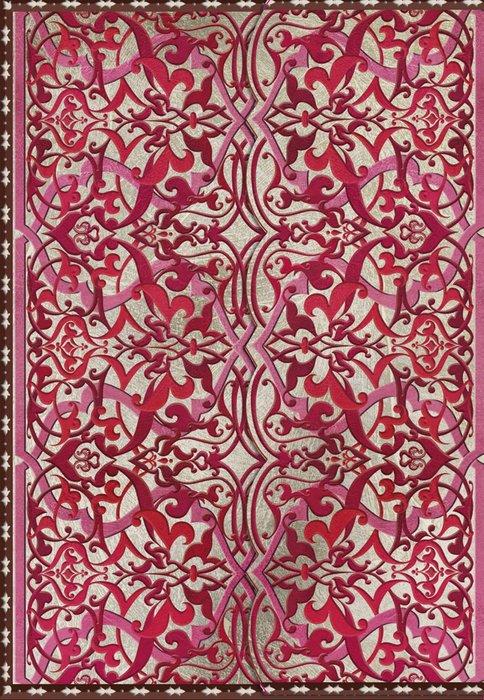 Cuaderno boncahier persa arabescos