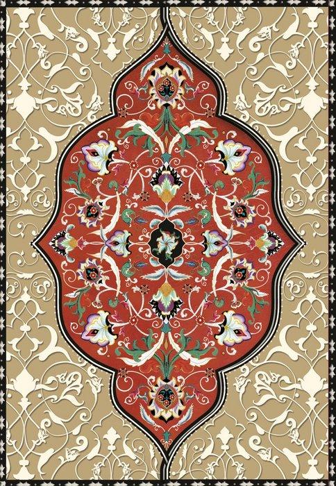 Cuaderno boncahier persa flores