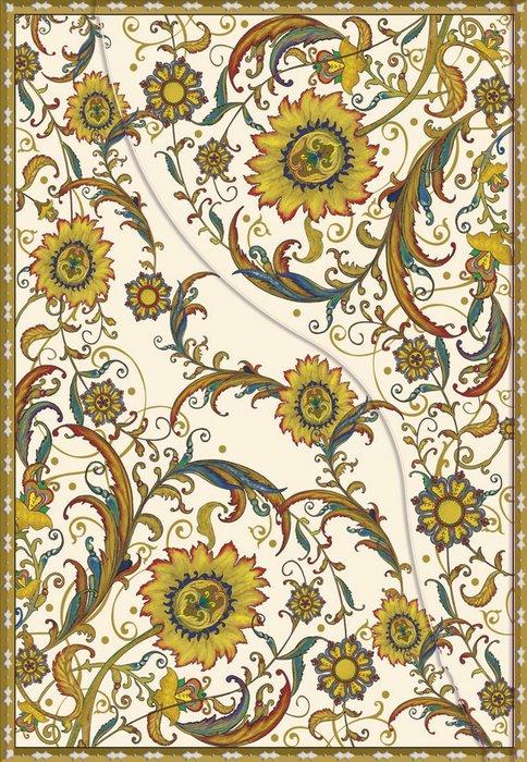 Cuaderno boncahier persa girasoles