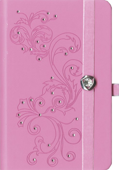 Cuaderno boncahier sonata rosa