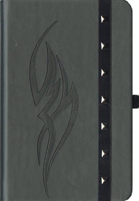 Cuaderno boncahier metropoli tattoo b0014004