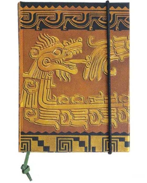 Cuaderno precolombina azteca 1