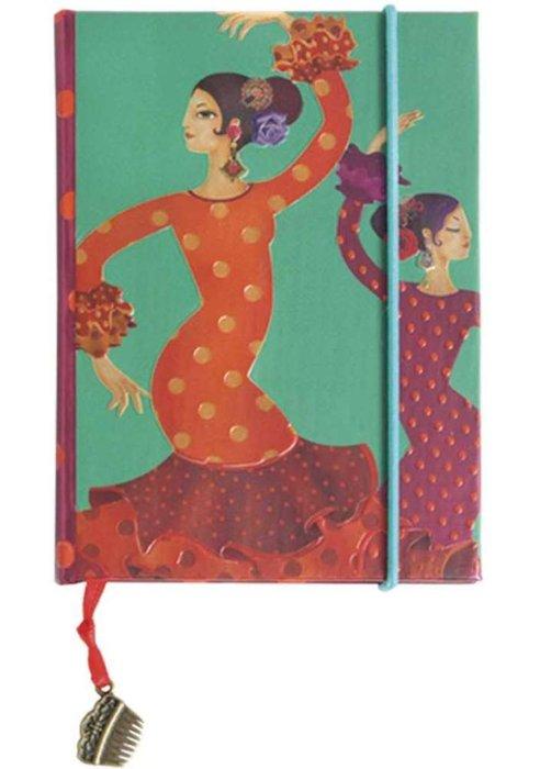 Cuaderno flamenco sevillanas