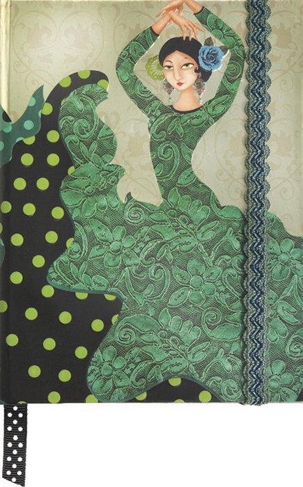 Cuaderno boncahier flamenco bulerias