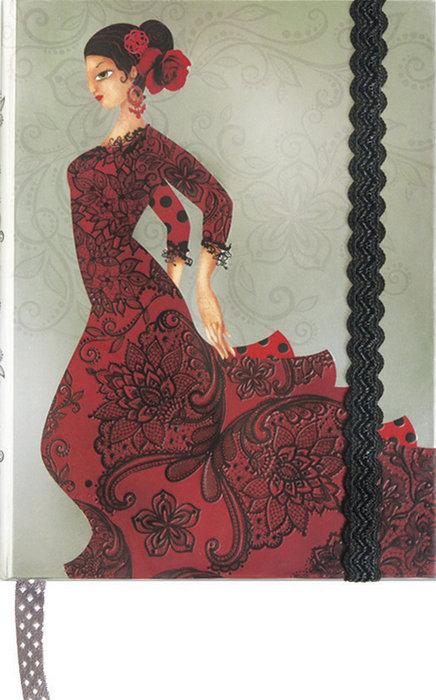 Cuaderno boncahier flamenco solea