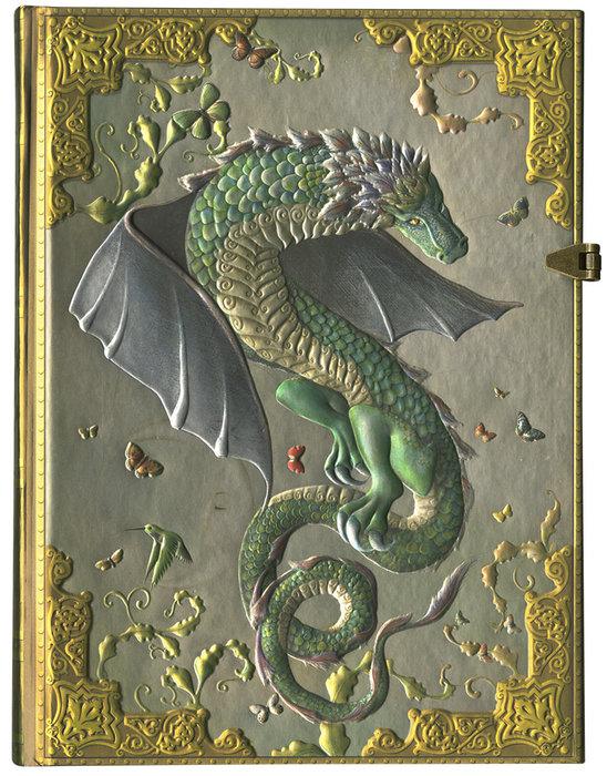 Cuaderno boncahier onirica dragon